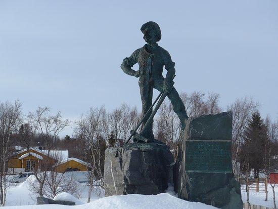 Sor-Varanger Municipality, นอร์เวย์: Bjørnevatn