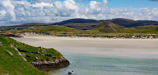 Uig Sands: Another sandy inlet