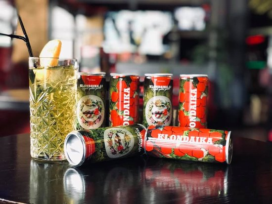 We take a special pride in our own brands that include beer, vodka and energy!