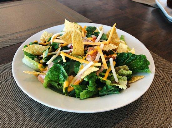 Taytay, Filipinas: Taco Salad