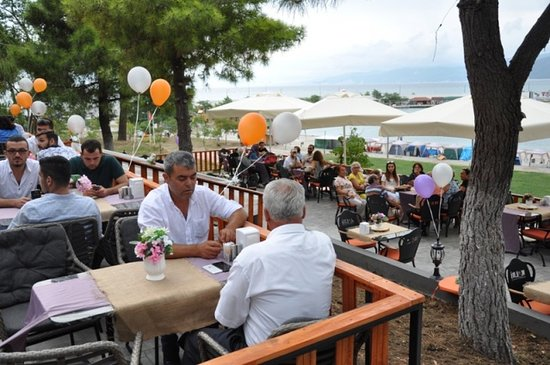 Gerze, Turchia: Kaldi kafe