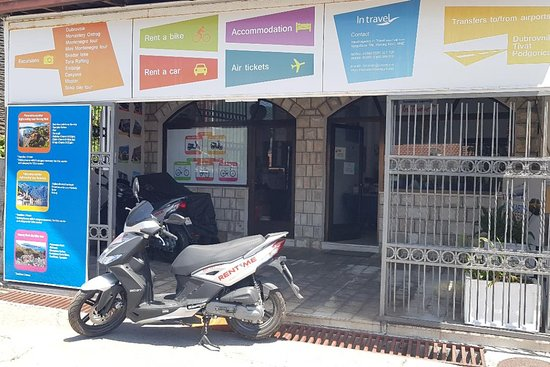 ‪Rent a scooter Herceg Novi‬
