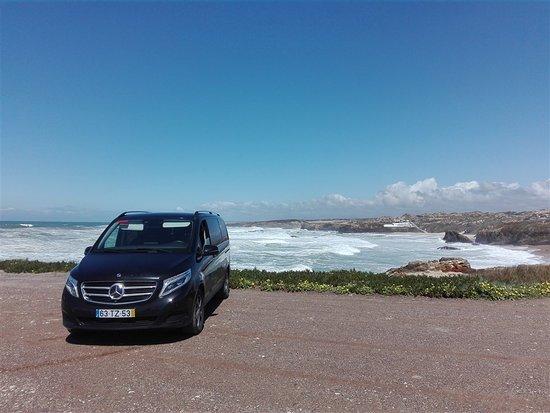Vila Nova de Milfontes, Portugal: Our van in Almograve #Almograve #bestbeach #gowithDuca #explorewithRui