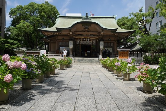 Ikasuri Shrine