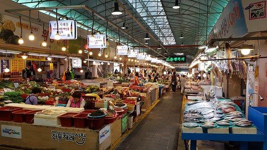 Jwadong Traditional Market