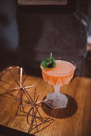 Kultura Speakeasy Bar: cultural drinking