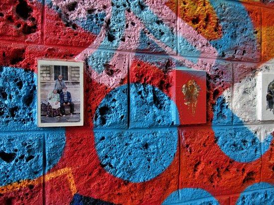 Fresque FestiWall au fil de l'Ourcq - Tags