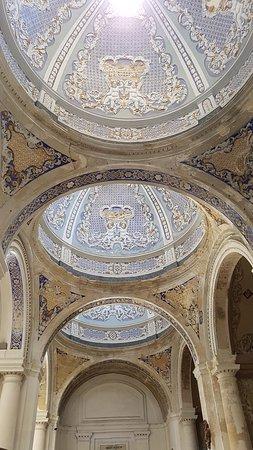 Le cupole delle navate laterali