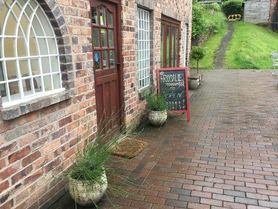 Daniel's Mill and Rosalie's Tea Room