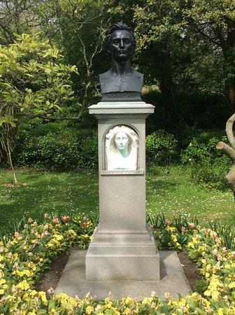 James Clarence Mangan Bust