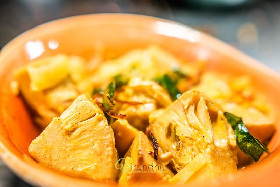 Polos curry (Jackfruit)