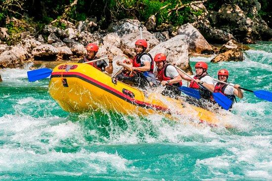 Rafting Camp Kalista