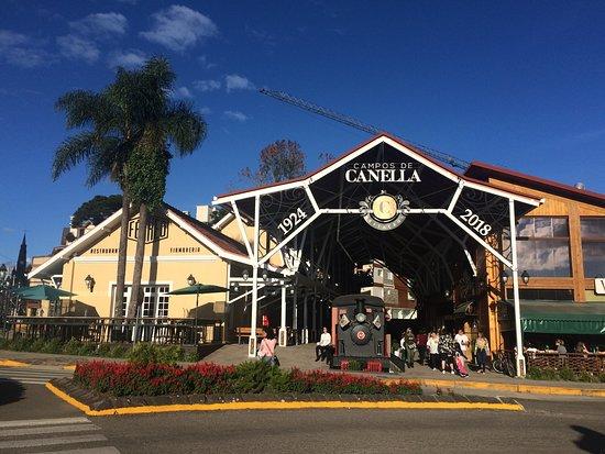 Estacao Campos de Canella