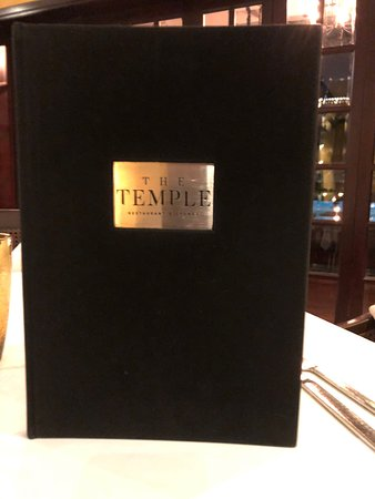 The Temple Restaurant Photo