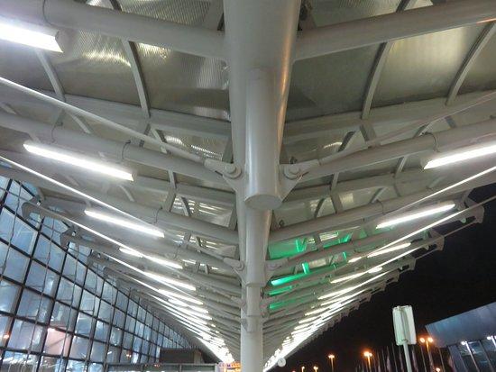 Mahan Air: No aeroporto de Teerão.