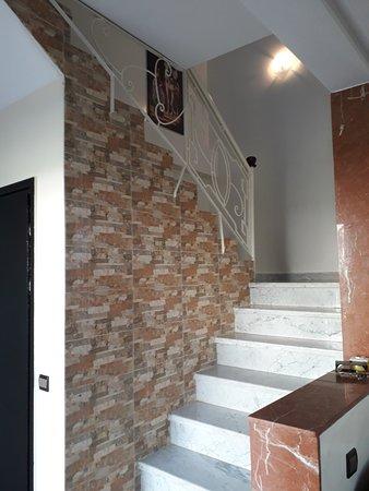 Skhirat, Marokko: Escaliers