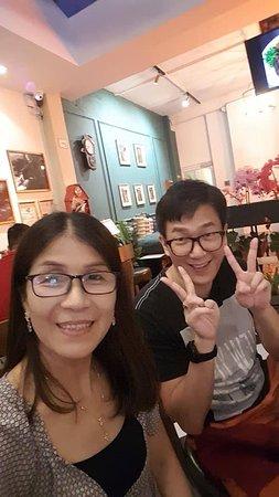 Emily's Steakhouse Kuala Lumpur: Penang customer