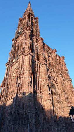Große Kirche - sonst nichts