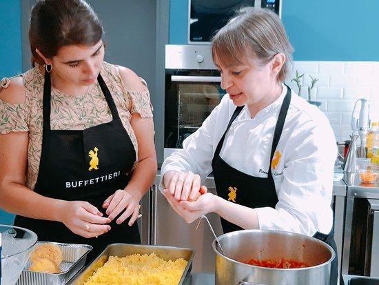 Scuola di cucina Buffettieri