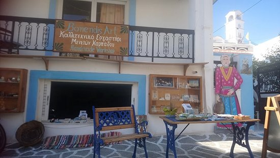 see you soon, in Menetes Karpathos!!
