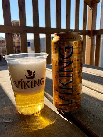 Birra Viking, buonissima!