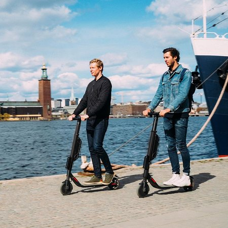 ‪Stockholm Scooter Tour‬