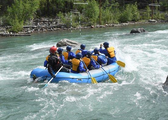 Κάνμορ, Καναδάς: Kananaskis River Adventure!
