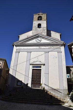 Cottanello, Itálie: Chiesa di Sant'Andrea Apostolo