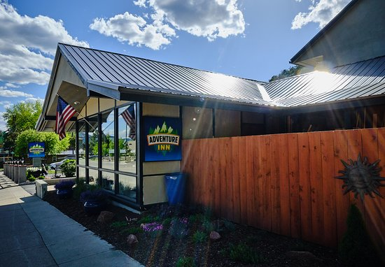 Double Queen room – Bild från Adventure Inn Durango, Durango - Tripadvisor