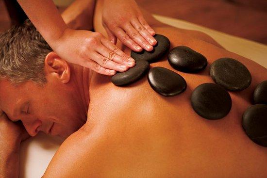 Cebu City, Fülöp-szigetek: Stone massage