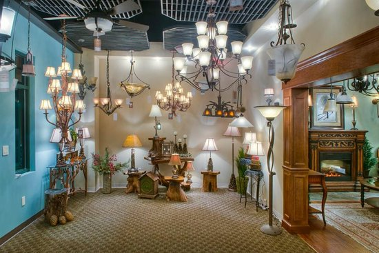 Christie's Lighting Gallery
