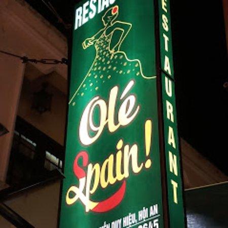 Authentic Spanish Restaurant
