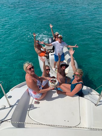Best Greek Vacation with Captain Harris and Vicky