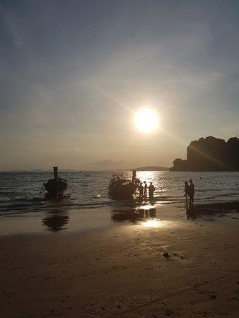 Railay Beach, Thailand: One of Amazing,,