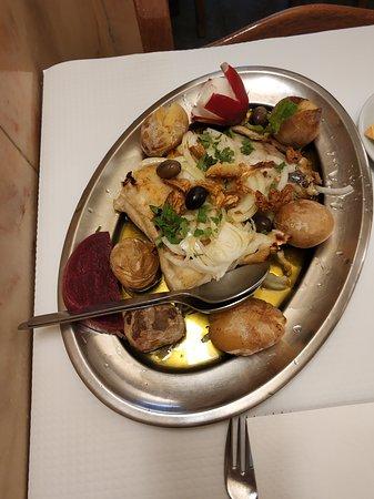 Joao do Grao : Bacalhau Assado com batatas