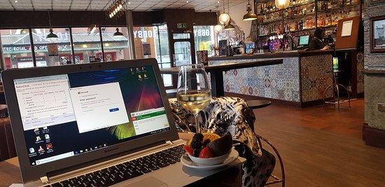 The Lobby Bar & Lounge صورة فوتوغرافية