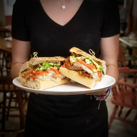The Canning House: Braised Beef Sando