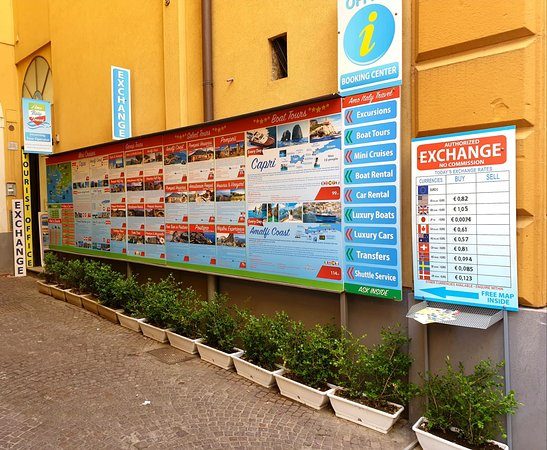 Sorrento, Taliansko: Come to visit us!