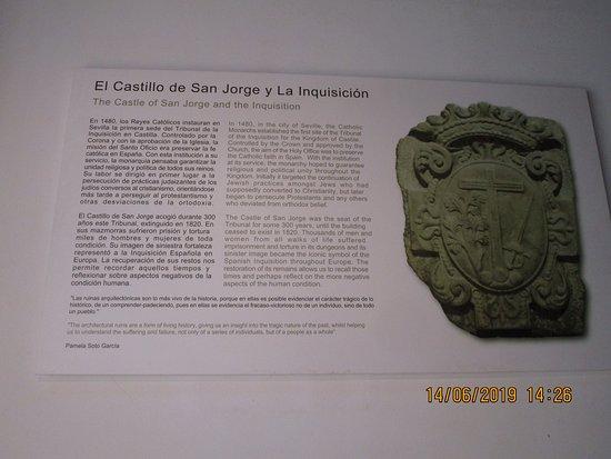 Museu Do Castelo De Sao Jorge Sevilha Picture Of Museo Del
