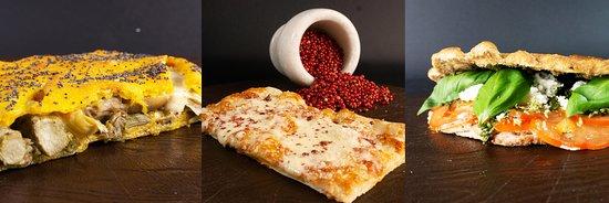 Pizzeria La Boccaccia: tris di pizza