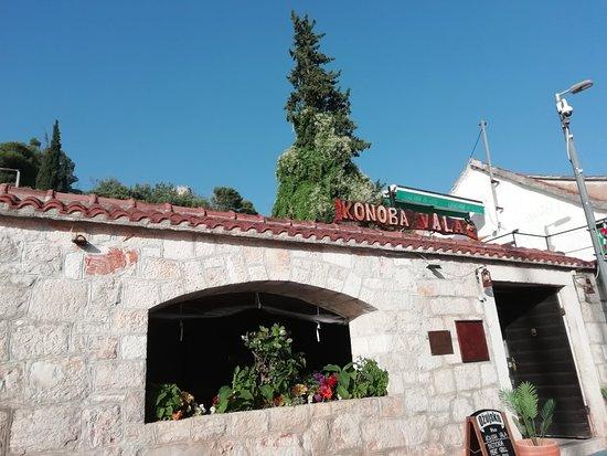 Bobovisca na Moru, Croacia: Konoba Vala