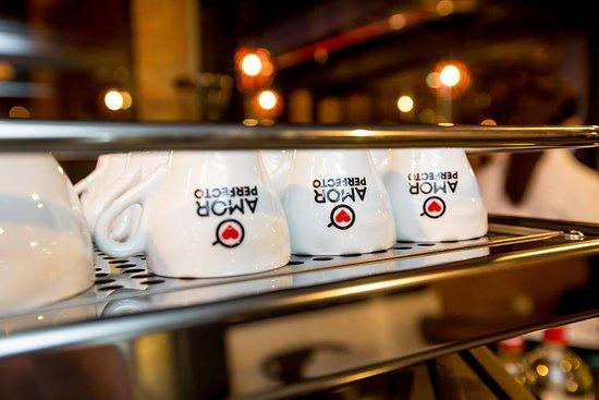 Amor Perfecto Café: DIA A DIA NOS PREOCUPAMOS POR OFRECERTE EL MEJOR CAFÉ