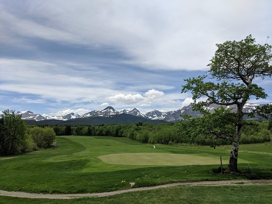 Glacier Park Lodge Golf Course