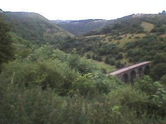 Monsal Dale Peak District UK