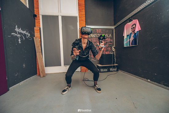 Fantomatyka VR: Gym alternative - especially music games :D