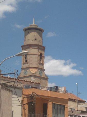 Alió, España: Por Encima de los Tejados