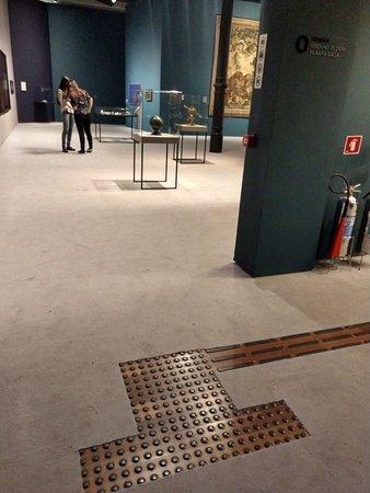 A exposição Rio dos Navegantes -e o FLUXO-está fantastica