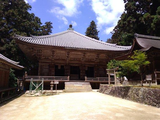 Engyo-ji Temple Kaizando