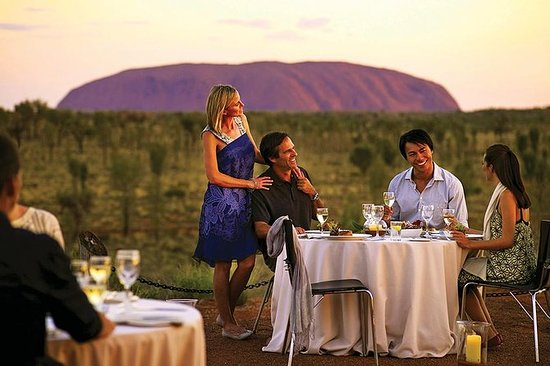 Uluru, Kata Tjuta e Cena al Sounds of