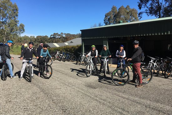 Clare Valley Cycle Hire